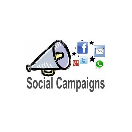 Bulk Social Message